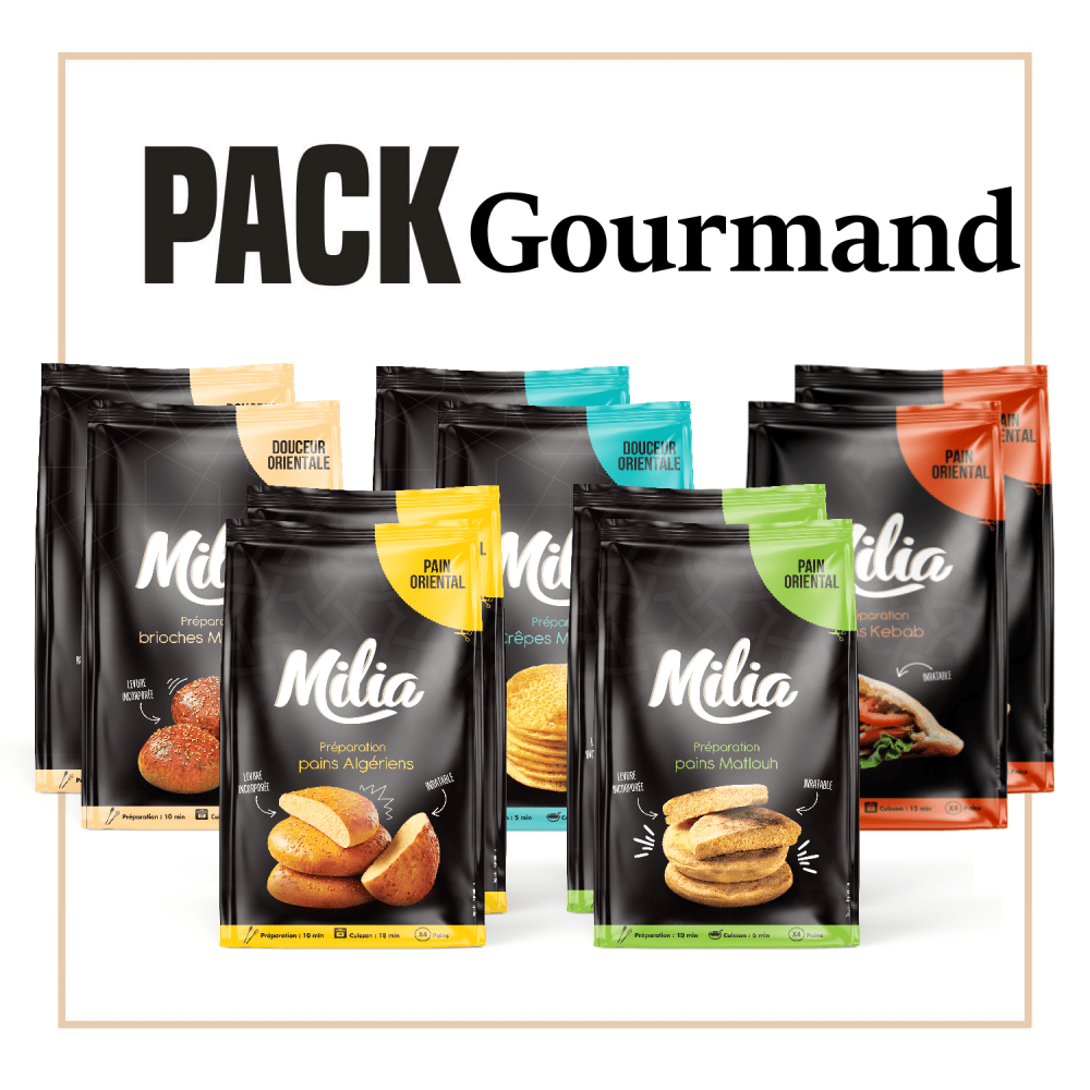 Pack Gourmand
